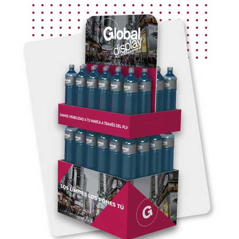 qué es publicidad en el punto de venta con global display